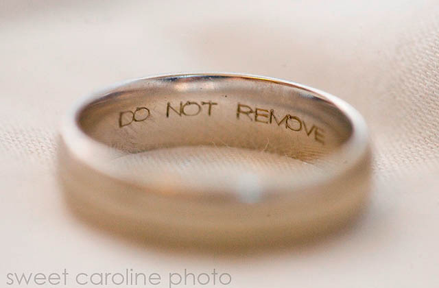 Dark Roasted Blend Unique Wedding Rings Amp Engraving Ideas