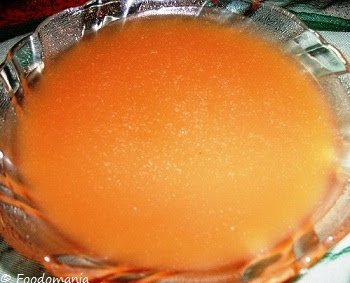 Caramel Sauce Recipe by Foodomania