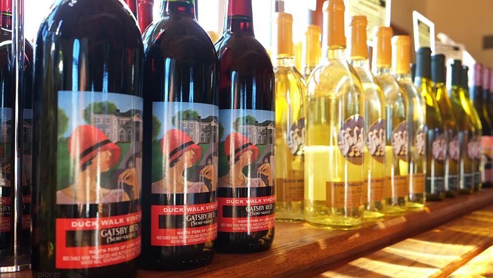 Duck Walk Vineyards North Wine