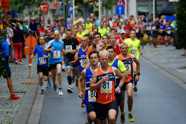 massa lopers in Roeselare