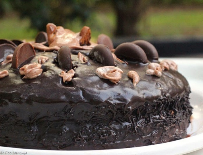 Chocolate Seduction Cake Recipe | The Ultimate Best  Chocolate Cake