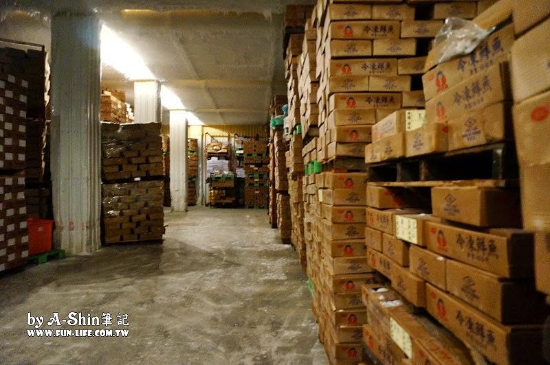 宜蘭觀光工廠:東和食品工廠20