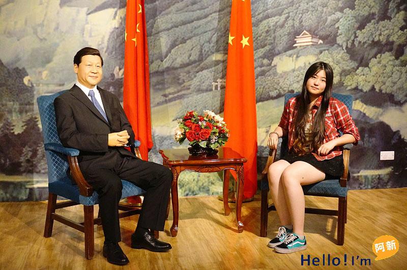 香港杜莎夫人蠟像館-7