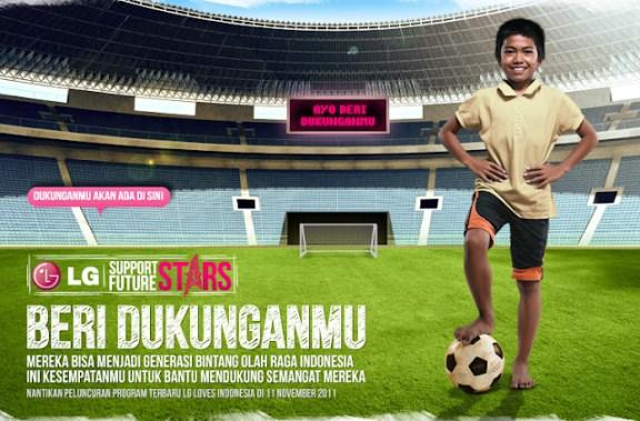 LG Support Future Stars