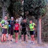 Nocturna al Benicadell desde Rafól de Salem (22-Agosto-2014)
