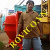 Xuất khẩu Máy trộn bê tông sang thị trường Campuchia