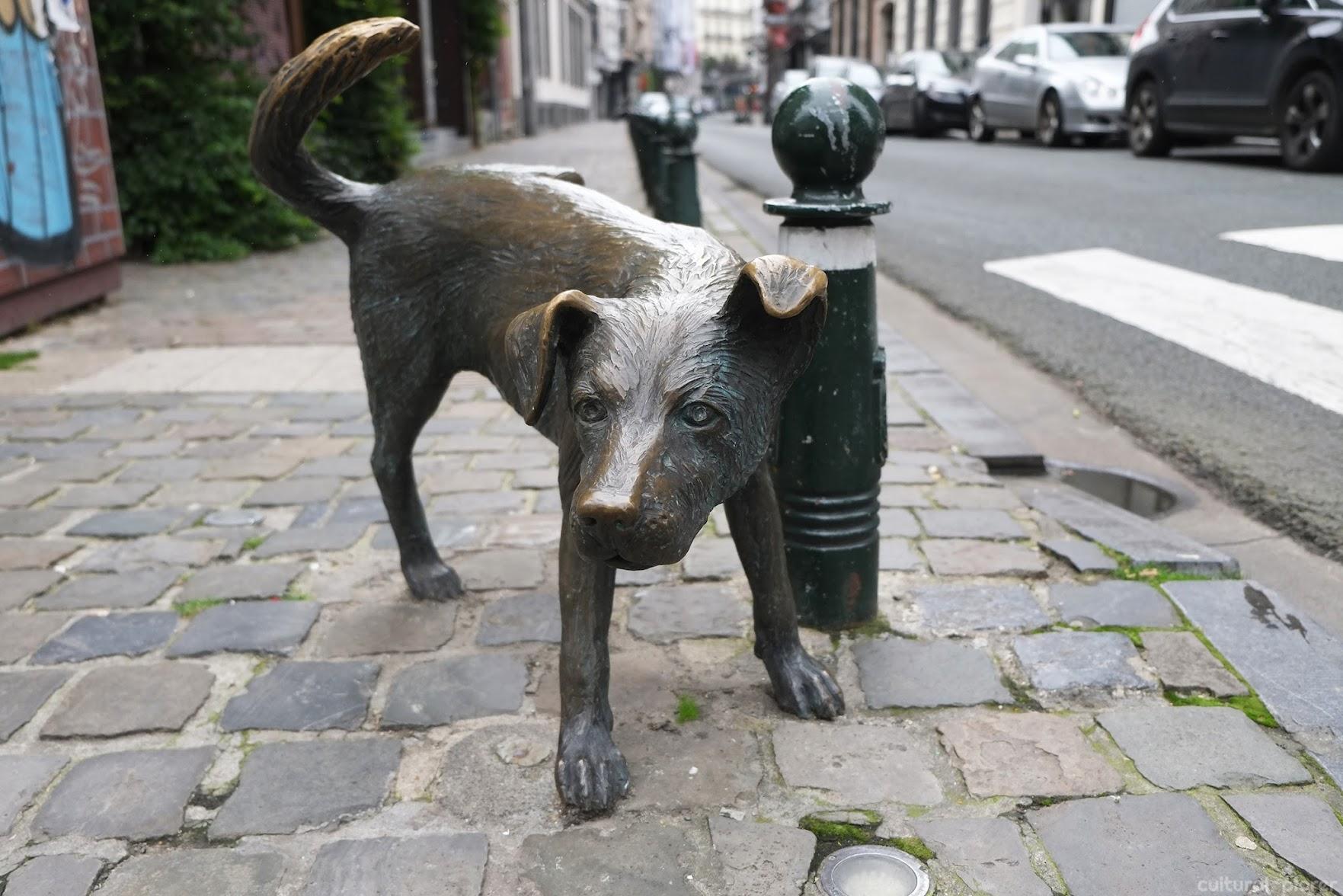 Street Art Brussels Zinneke Pis