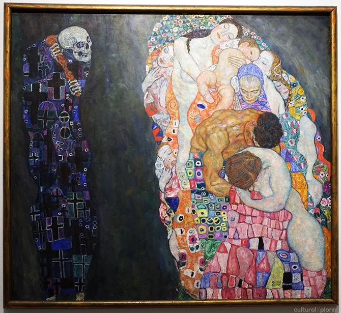 Love and Death Klimt