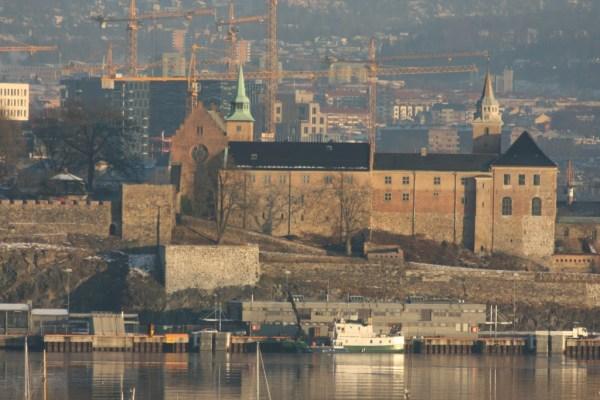 Die Festung ist militärisches Gebiet
