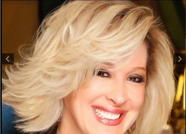 Cláudia Raia Loira cabelo