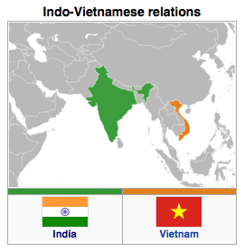 India and vietnam four decades of cooperation and partnership india vietnam relations gumiabroncs Choice Image
