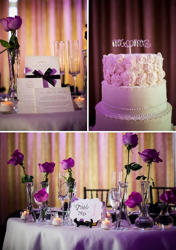 Classic Black And White Kingsmill Wedding By Rebecca