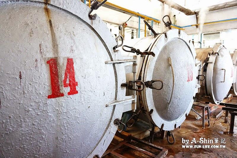 宜蘭觀光工廠:東和食品工廠8