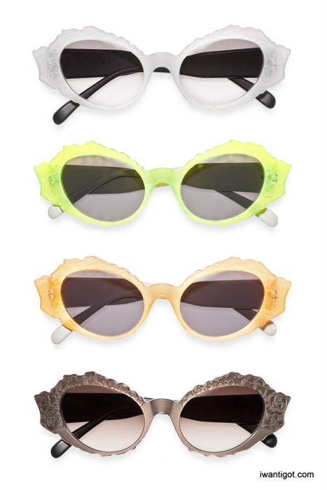 Marni Winter Edition 2012 Sunglasses