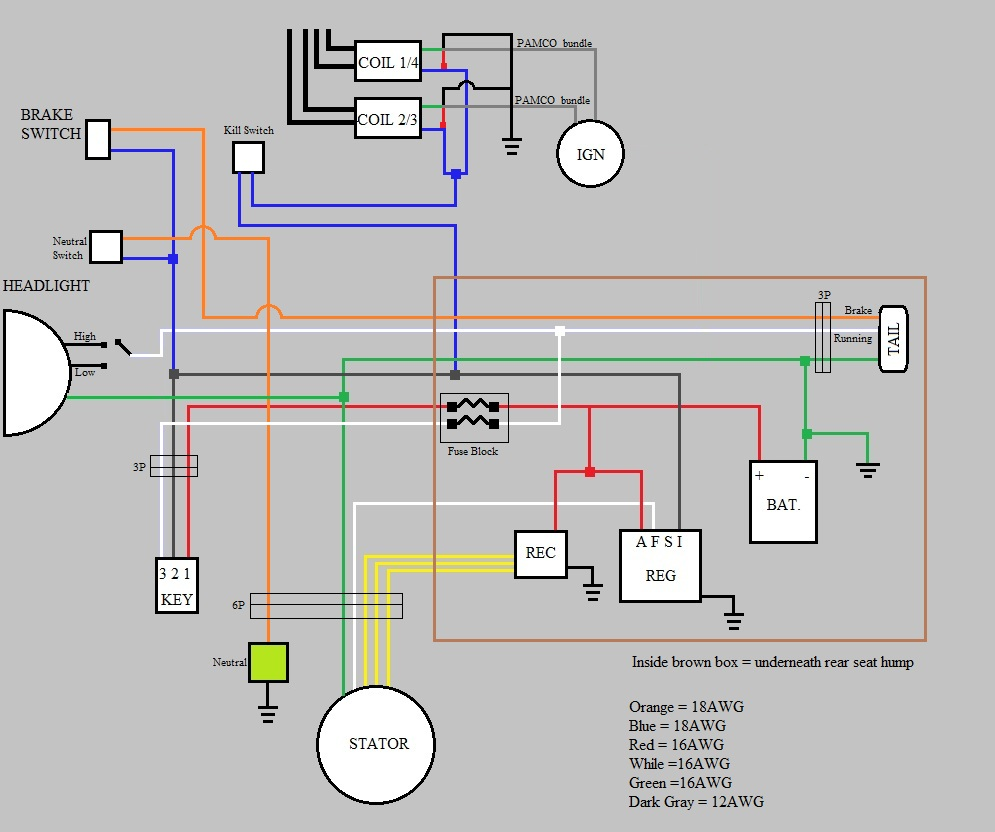 110 Atv Wiring Diagram Quotes Get Free Image About Wiring Diagram