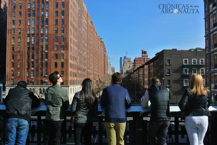Visitar al barrio de Chelsea en Nueva York