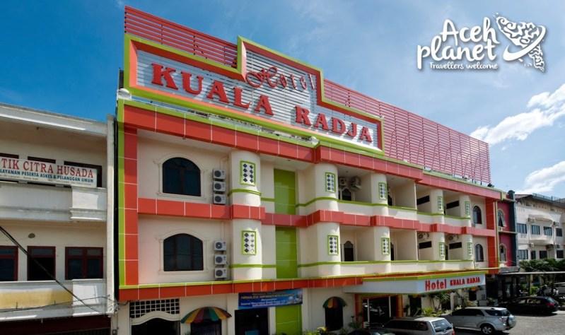 Hotel Kuala Radja
