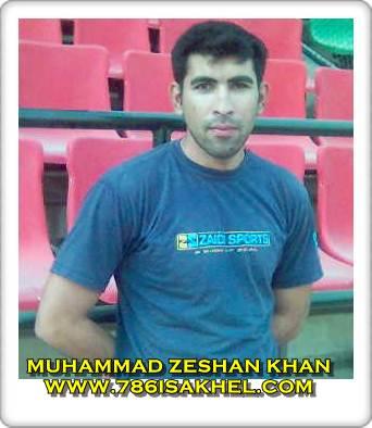 MUHAMMAD ZESHAN KHAN