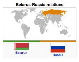 Belarus - Russia Relations