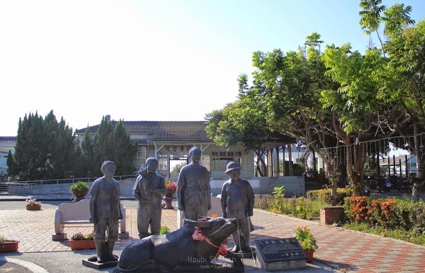 台南後壁車站-12