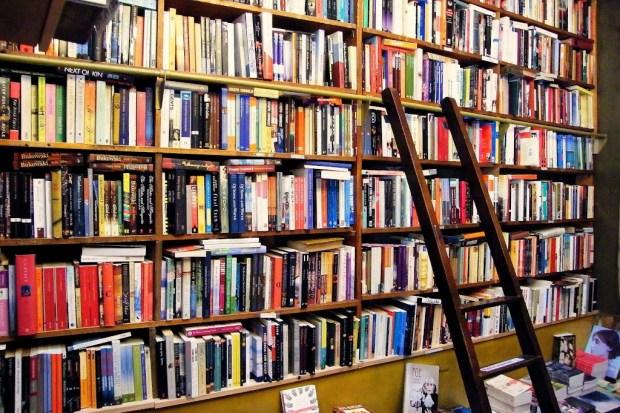 Librería Shakespeare and Company de París