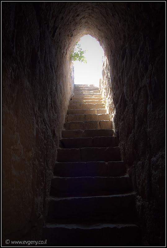 Одно фото / Израиль, Бельвуар