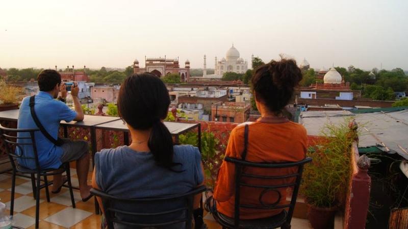 India es uno de los países baratos para viajar del mundo