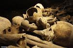 France 2009: Catacombes de Paris