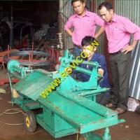 Hướng dẫn vận hành Máy nắn, bẻ, cắt đai sắt tự động cho Công ty Tân Quốc Hưng