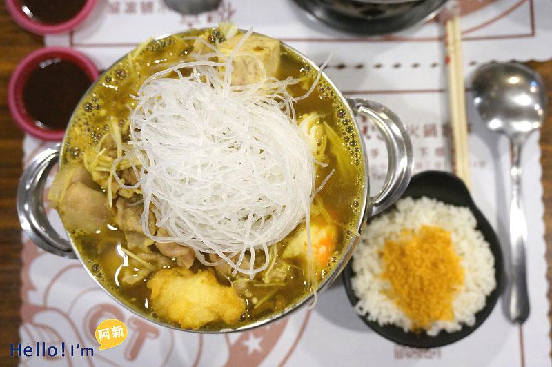 一中街美食,偈亭小火鍋-7