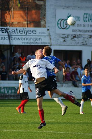 Actiefoto Club Roeselare tegen SV Roeselare