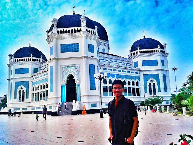 Mirip Mesjid Raya Banda Aceh