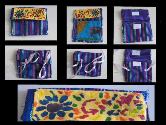 Making Purses with Children: A Design and Technology Project (6/6)