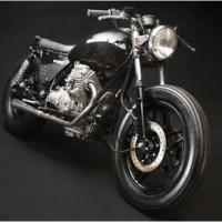 Retro Klasik Minimalis Moto Guzzi