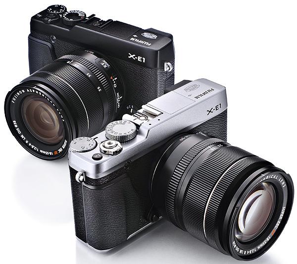 Fujifilm XE1