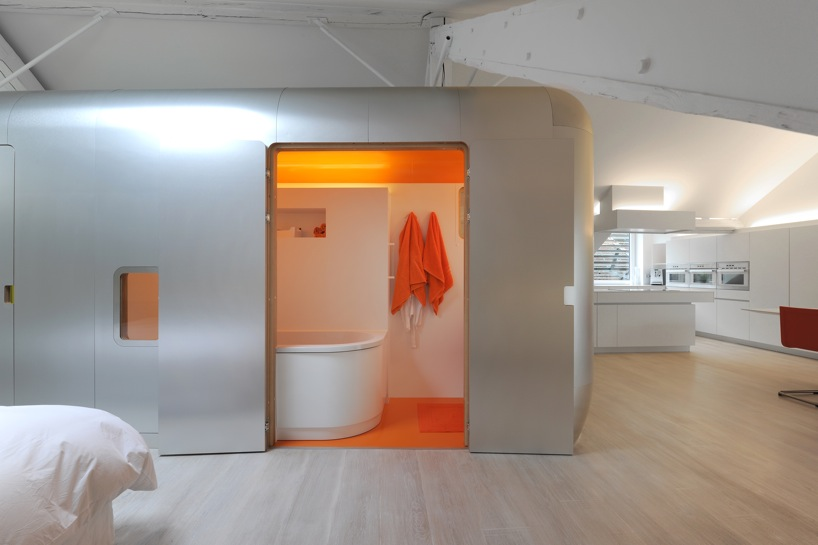*比利時Liège的時空閣樓:Daniel Dethier柔美的衝突設計! 3
