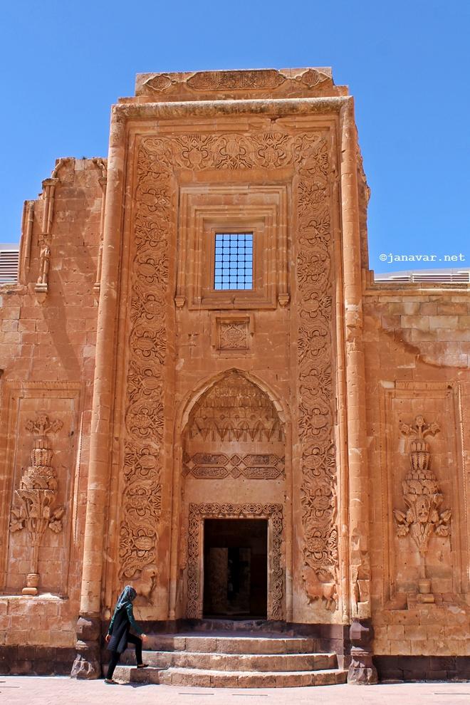 Ishak Pasha Palace, Doğubeyazıt, Turkey