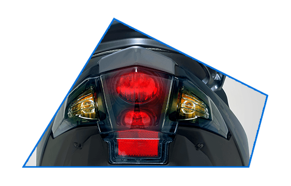 Lampu Belakang Yamaha New GT125 Eagle Eye 2014