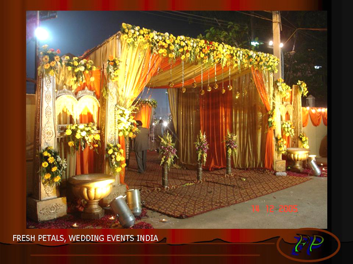 Thamanah Boutique Indian Wedding Decoration