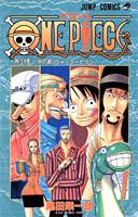 One Piece Manga Tomo 34
