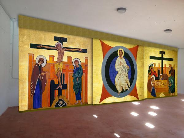 Proyecto de Columbario Parroquial