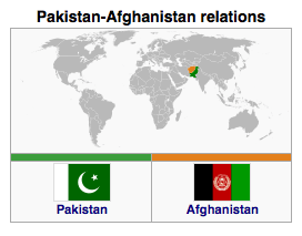 Afghanistan - Pakistan Relations