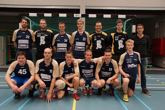Knack Handbal Roeselare, 2014-2015