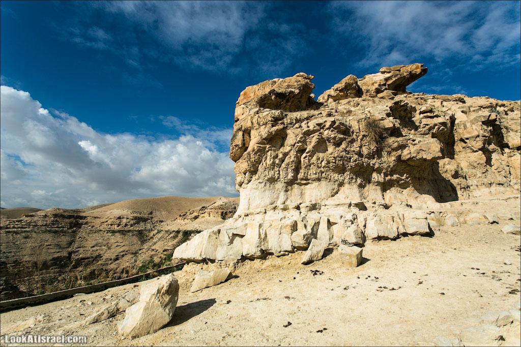 И вновь об Иудейской пустыне