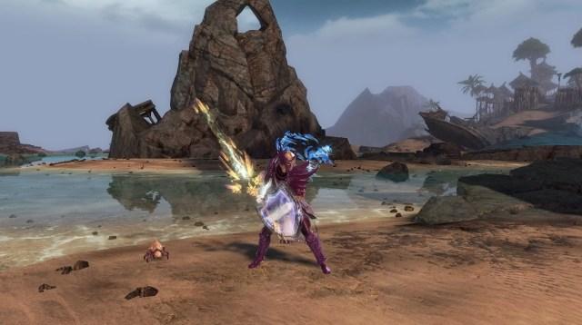 Guild Wars 2 Zenith Greatsword