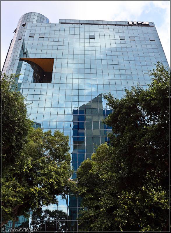 Фото: Тель Авивские небоскребы - בית ציון