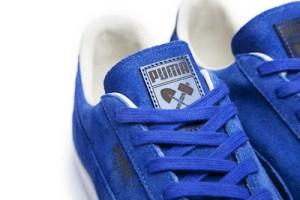 # PUMA SUEDE系列慶祝45週年:推出全球限量SUEDE SAPPHIRE紀念鞋款 4