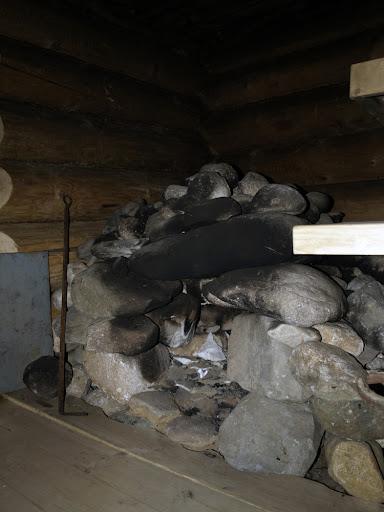 Печка-каменка
