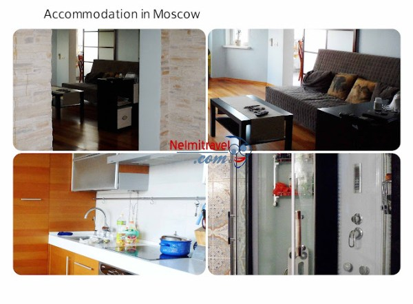 Accommodation in Moscow,Airbnb,Central Moscow accommodation,Where to stay in Moscow