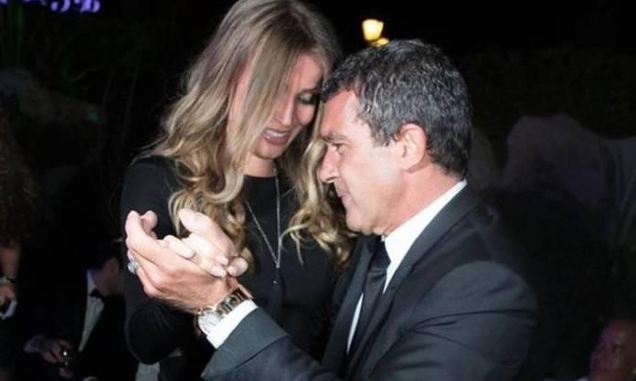 Nicole Kimpel es la actual novia de Antonio Banderas